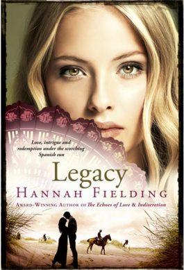 Legacy by Hannah Fielding